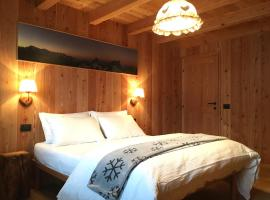 MaisonGorret, vacation rental in Valtournenche