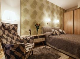 Granus apartments, apartamentai mieste Druskininkai
