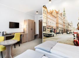 Meet Poznań Hotel, hotel near Gniezno Cathedral, Poznań