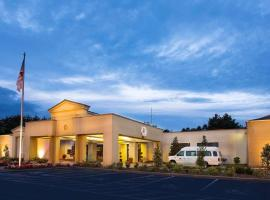 DoubleTree by Hilton Charlotte Airport, hotel near Charlotte Douglas International Airport - CLT,