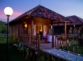 Gardenia Resort and Spa, spa hotel in Pontianak