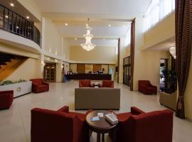 Ramada by Wyndham Houston Intercontinental Airport East, hotel near George Bush Intercontinental Airport - IAH,