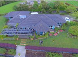 Waitomo Orchard Estate B&B, B&B in Otorohanga