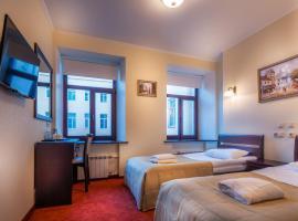 Mini-Hotel Alegria, hotel near Vitebsky Train Station, Saint Petersburg