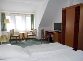 Landhaus Falkenstein, Hotel in der Nähe von: Rennsteiggarten Oberhof, Tambach-Dietharz