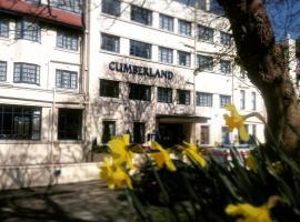 Cumberland Hotel, hotel in Scarborough