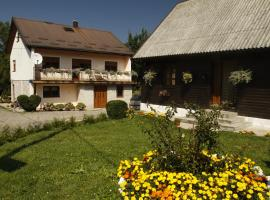 House Drakulić, guest house in Korenica