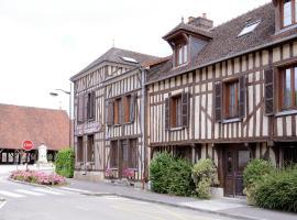 Logis Le Tadorne, hôtel à Piney