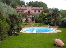 Villa Clementine, hotel a Piazza Armerina