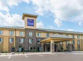 Sleep Inn & Suites Cumberland, hôtel à Cumberland