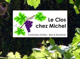 Le Clos Chez Michel, self catering accommodation in Montpellier