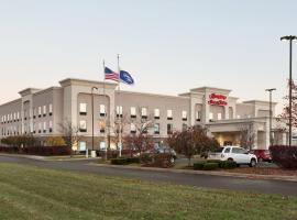 Hampton Inn & Suites Detroit Sterling Heights, hotel in Sterling Heights
