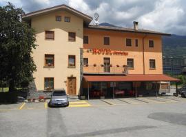 Hotel Mochettaz, hotel in Aosta
