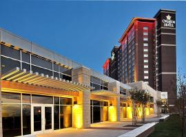 Overton Hotel and Conference Center, hotel in Lubbock