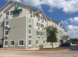 WoodSpring Suites Dickinson, hotel v destinaci Dickinson