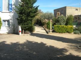 Hotel les Acanthes, hotel near Pont du Gard, Remoulins