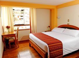 Cusco Hotel Cascada del Inka, hotel in Cusco