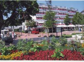 Kurpark-Hotel, hotel near Stadttheater Bielefeld, Bad Salzuflen