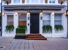 NOX HOTELS - Belsize Park, hotel near Southgate London, London