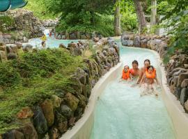 Center Parcs Les Bois Francs, resort village in Verneuil d'Avre et d'Iton