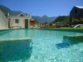 A Casa Estrelícia-Dourada Garcês, hotel cerca de Volcanic caves of São Vicente, São Vicente