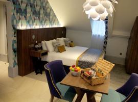 91 Aparthotel Jesmond Road, hotel in Newcastle upon Tyne
