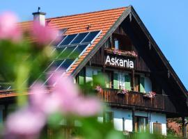 Land-gut-Hotel Askania, Hotel in Bad Wiessee