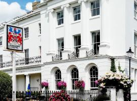 Anglesey Hotel, hotel near Mary Rose Museum, Gosport