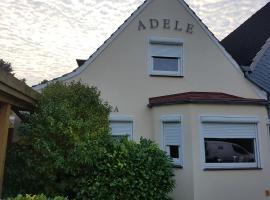Haus Adele, Hotel in Laboe