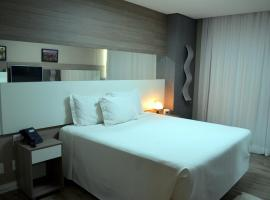 Ville Celestine Condo Hotel e Eventos, hotel in Belo Horizonte