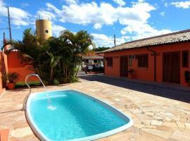 Recanto Açoriano, pet-friendly hotel in Florianópolis