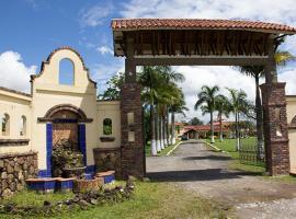 Costa del Llano Hotel Campestre, villa in Villavicencio