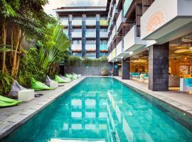 Tijili Seminyak, hotel dekat Bintang Supermarket Seminyak, Seminyak