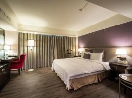 Delight Hotel, hotel near Taipei Songshan Airport - TSA, Taipei