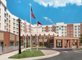 Embassy Suites Charlotte/Ayrsley, hotel in Charlotte