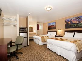 Glenwood Springs Inn, accessible hotel in Glenwood Springs