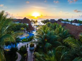 The Reef Cocobeach- Optional All Inclusive – hotel w mieście Playa del Carmen