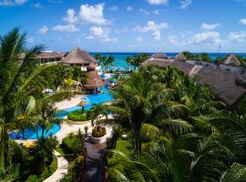 The Reef Coco Beach & Spa- Optional All Inclusive, hotel v destinaci Playa del Carmen