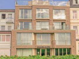 MeerBlickD21, Ferienwohnung mit Hotelservice in Norderney
