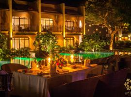 The Hotel Umbra Bagan, hotel in Bagan