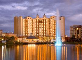 Wyndham Grand Orlando Resort Bonnet Creek, hotel perto de Typhoon Lagoon, Orlando
