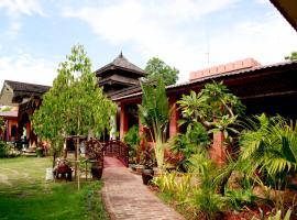 Yun Myo Thu Hotel, hotel in Bagan
