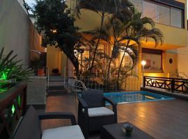 Hangar Rio Hostel, hotel near Rio de Janeiro/Galeao International Airport - GIG,