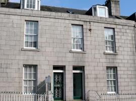 Aaran Central Guesthouse, guest house in Aberdeen