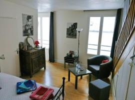 Chambre d'hôte des Artistes, bed and breakfast en París
