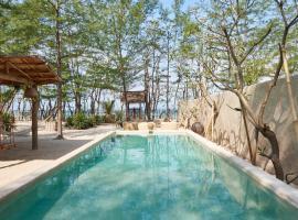 The Island Houses Gili Meno, villa in Gili Meno