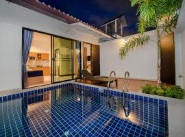 Anchan Private Pool Villa, hotel in Chalong