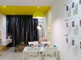 The Hommii, hotel near Royal Selangor Pewter Factory and Visitor Centre, Kuala Lumpur