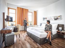 Health Vital Comfort Guestrooms, Hotel in Wels