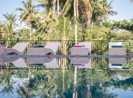 Junjungan Serenity Villas & Spa, hotel in Ubud